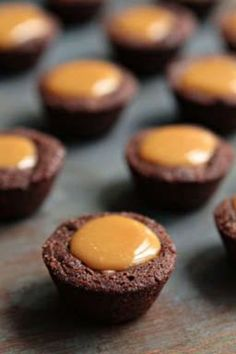 Milky Way Brownie Bites
