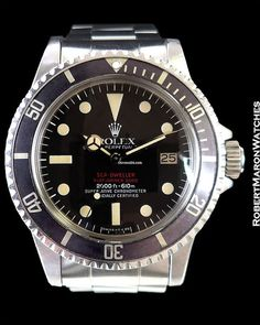 Rolex 1665 Tropical Double Red Sea-Dweller