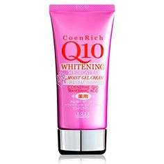 KOSE Coenrich Q10 Whitening Medicated Moist Gel Hand Cream, 1 Ounce >>> Click image for more details. (This is an affiliate link and I receive a commission for the sales) #FootHandCare