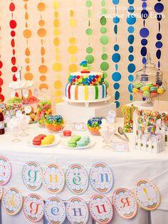 оформление стола детского дня рождения - Поиск в Google