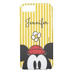 Classic Minnie | Peek-a-Boo | Your Name Case-Mate iPhone Case