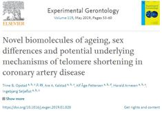 Novel biomolecules of ageing, sex differences and potential underlying mechanisms of telomere shortening in coronary artery disease Growth Factor, Omega, Novels, Science, Science Comics, Fiction, Romance Novels, Romans