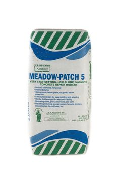 W.R. MEADOW-PATCH 5 - Concrete Repair Mortar & Hydraulic Waterstop