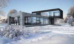 Hammer House (De Aleksandr Zhydkov architect)