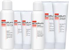 Zestaw kosmetyków Emolium