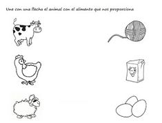 Maestr@s de infantil: PROYECTO: LA GRANJA Animal Activities, Coloring Pages For Kids, Pre School, Farm Animals, Science, Education, Activities, Ideas, Animal Projects
