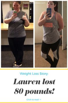 Great success story! Read before and after fitness transformation stories from women and men who hit weight loss goals and got THAT BODY with training and meal prep. Find inspiration, motivation, and workout tips   80 Pounds Lost: I was so tired of being limited...