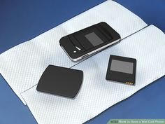 well...this day was a bad one.  (What to do if you drop your phone in water.  From wikiHow)