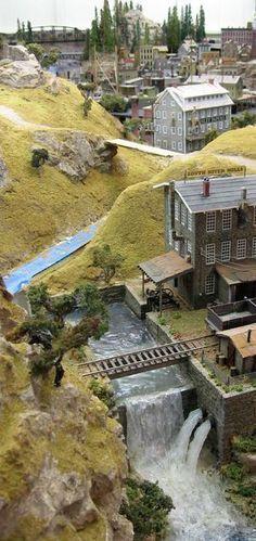 C & D Railroad More #modeltrains #modeltrainlayouts
