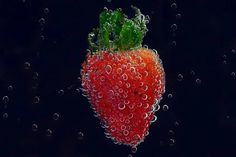 Free Image on Pixabay - Strawberry, Blow, Air Bubbles Strawberry Health Benefits, Strawberry Leaves, Meditation, Regulate Blood Sugar, Mineral Water, Natural Sugar, How To Make Tea, Abraham Hicks, Food Diary