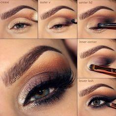 Tuto makeup