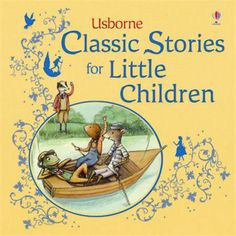 """Buy Classic Stories for Little Children at Mighty Ape NZ. This is a fantastic treasury crammed with classic tales perfect for young children. It contains five stories from the """"Picture Books"""" series. Cgi, Good Books, My Books, Traditional Stories, Little Children, Young Children, Bedtime Stories, Stories For Kids, Wizard Of Oz"""