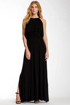REMAIN Popover Maxi Dress by Assorted on @HauteLook
