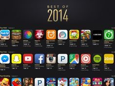 The top apps of 2014.