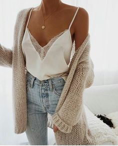36 Jawdroppingly Cheap Cardigans You Must Try - Summer Fashion Id . - 36 jawdroppingly cheap cardigans you have to try – summer fashion ideas – - Look Fashion, Winter Fashion, Womens Fashion, Fashion Trends, Cheap Fashion, Ladies Fashion, Fashion Ideas, Fashion Clothes, Fall Clothes