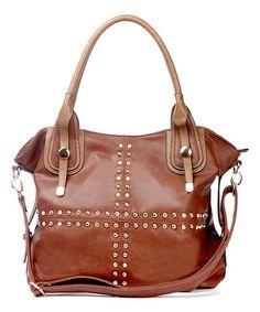 Look what I found on #zulily! Coffee Vienne Shoulder Bag by MKF Collection #zulilyfinds