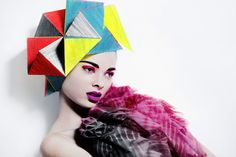 Color, Beauty, and Geometry shot by Billy Kidd | Iconology