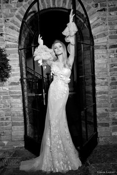 37 Galia Lahav Haute Couture 2013 Bridal Collection: The St. Vintage Style Wedding Dresses, Wedding Dress 2013, Western Wedding Dresses, Dream Wedding Dresses, Bridal Style, Bridal Dresses, Wedding Styles, Wedding Gowns, Lace Wedding