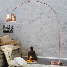 Great prices on your favourite Home brands, and free delivery on eligible orders. Decor, Furniture, Arch Lamp, Interior, Arc Floor Lamps, Big Lamp, Floor Lamp Design, Retro Lamp, New Room