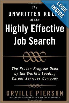 12 best resume resources bme students images on pinterest job the unwritten rules of the highly effective job search the proven program used by the fandeluxe Image collections