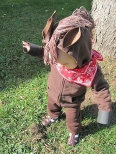 A quick easy and inexpensive diy kids horse costume horse a quick easy and inexpensive diy kids horse costume solutioingenieria Image collections