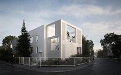 Dom dla W - wizualizacja