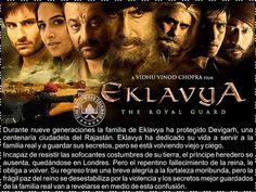 Cine Bollywood Colombia: EKLAVYA The royal guard