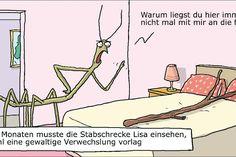Comics des dänischen Künstler-Duos Mikael Wulff und Anders Morgenthaler, kurz Wumo.