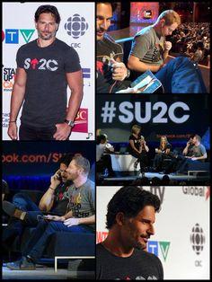 Joe Manganiello / SU2C Joe Manganiello, Adam Levine, Love Him, Hot Guys, Amazing, Sexy