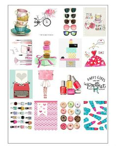 Free Printables for personal use