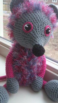 Crochet : Mouski <3