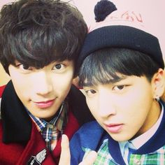 Gongchan & Baro