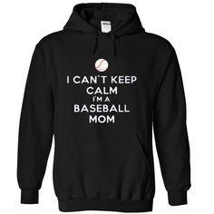 (Tshirt Popular) Baseball mom cant keep calm. [Guys Tee, Lady Tee][Tshirt Best…