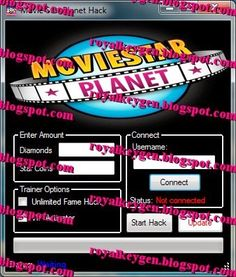 Royal Cheats: Movie Star Planet Hack Tool [FREE Download] [2013]...