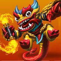 Fire Kraken www.CoreOfLight.com