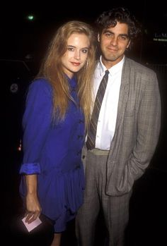 Kelly Preston and George Clooney: If it weren't for dating Kelly Preston, George would have never had his beloved pet potbellied pig, Max. The hog was originally a gift for Preston, who was George's live-in girlfriend in the late '80s. When the couple of two years broke up in 1989, George retained custody of Max.