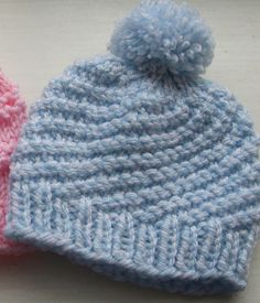 love this so cute - Preemie Spiral Hat