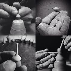 mayahan: Miniature Pottery by Jon Almeda