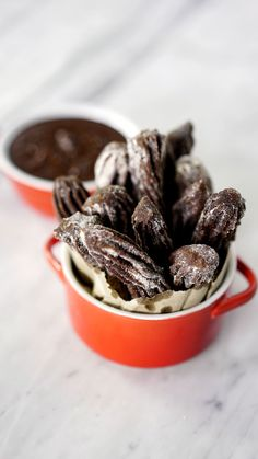 Para os amantes de chocolate apresentamos o choco churros com ganache!