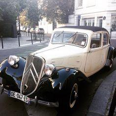 My beautiful car for today ! webstylestory princessetamtam edentonda