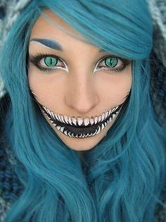 16 Super Creepy Makeup Looks That Are Perfect for Halloween - Answers.com
