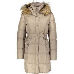 DKNY Brown Padded Parka Berlin Christmas, Canada Goose Jackets, Parka, Winter Jackets, Clothes For Women, Brown, Fashion, Winter Coats, Outerwear Women