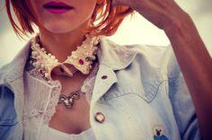 Romwe collar