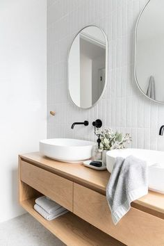 Beautiful bathrooms start with a stand out vanity. The Stables Bathroom + Laundry Bathroom Spa, Laundry In Bathroom, Small Bathroom, Bathroom Vanities, Rental Bathroom, Bathroom Ideas, Bathroom Fixtures, Oval Bathroom Mirror, Gold Bathroom