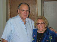 Image: Joan Gershman and husband, Sid.