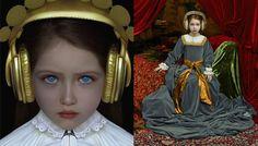 Adriana Duque...baroque children