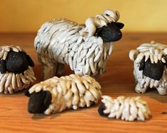 Keramik Schafe