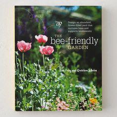 The Bee-Friendly Garden in Gifts Garden Books at Terrain
