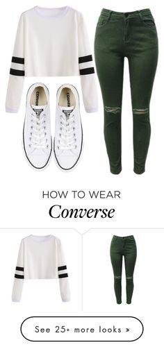 Casual. Verde militar. Conforto e estilo