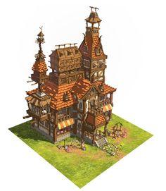 ArtStation - 새 조련사의집, KKS ~: